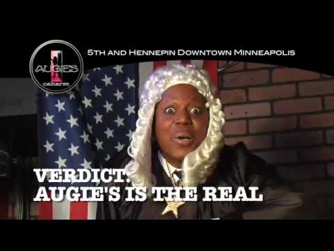 Fancy Ray / Augie's Hip Hop Court TV Commercial (TOO FUNNY)