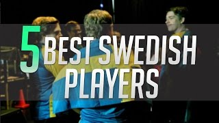 TOP 5 Swedish Overwatch Players ► iddqd, TviQ, mendokusaii, chipshajen, cocco