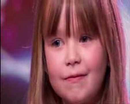 Amazing SIX Year Old Singer