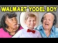 Download Video ELDERS REACT TO WALMART YODEL BOY MP3 3GP MP4 FLV WEBM MKV Full HD 720p 1080p bluray