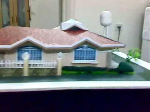 School Project House Model House Model School Project
