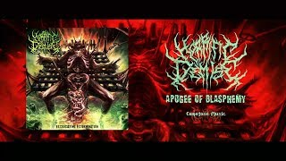 HORRIFIC DEMISE - APOGEE OF BLASPHEMY [SINGLE] (2019) SW EXCLUSIVE