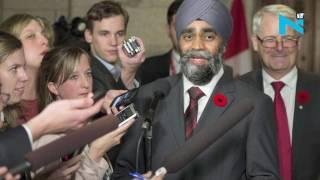 Canadian PM Justin Trudeau refuses calls for Harjit Sajjan's resignation