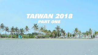 QIJIN BEACH & TAINAN DAY TRIP | TAIWAN 2018 PART 1