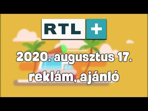 RTL+ reklám, ajánló | 08.17.
