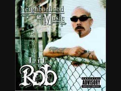 Lil Rob-Neighborhood Music