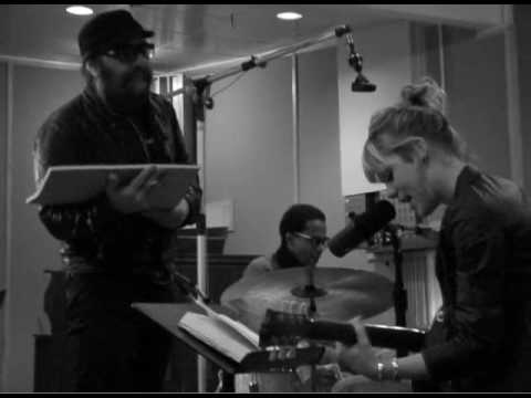 I'd Rather Go Blind - Trixie Whitley w/ Brian Blade and Daniel Lanois
