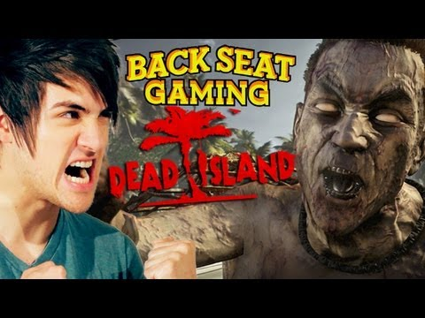 GLITCH BALL ON DEAD ISLAND (Backseat Gaming)