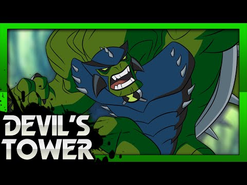 Ben 10 Ultimate Alien: Cosmic Destruction - Devil's Tower video