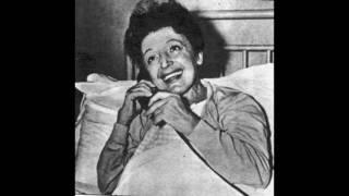 Watch Edith Piaf Du Matin Jusqu