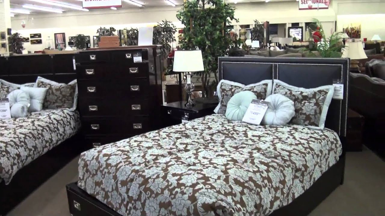 Value City Furniture In Gurnee Mall Youtube