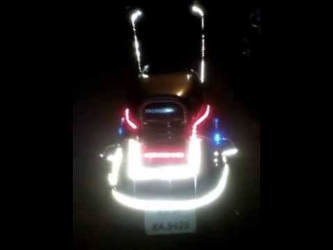 Led Lights on Honda Activa