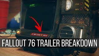 Everything We Learned from the Fallout 76 Trailer - Washington D.C., Fallout 3, Multiplayer