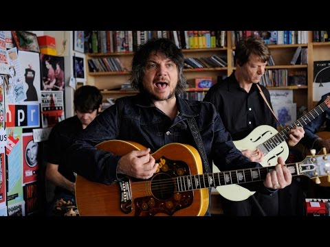Thumbnail of video Wilco: NPR Music Tiny Desk Concert