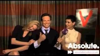 Elizabeth Mitchell's contagious laugh