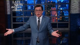A Math Problem For Donald Trump by : The Late Show with Stephen Colbert