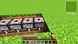 Minecraft Tekkit Tutorial #01 - Der Cobblestone Generator - [german] HD