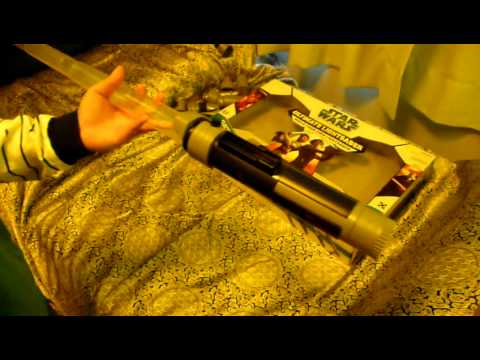 ... Ultimate Lightsaber Bulid Your Own Lightsaber Review Part. 3 - YouTube
