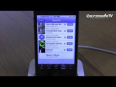 Download Armada Music ringtones on your iPhone!