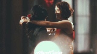 Alex and Maggie | In this shirt (2x13)