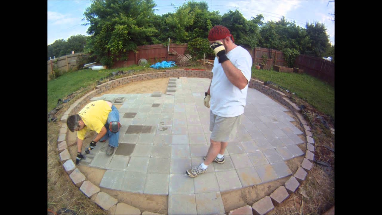 The Pool To Patio A Home Improvement Time Lapse