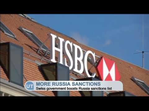 More Russia Sanctions: Switzerland expands sanctions against Russia over Ukraine war