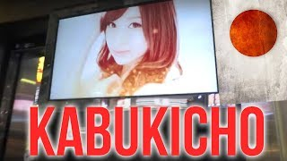 TOKYO'S RED LIGHT DISTRICT ( sketchy people ) Kabukicho Tokyo