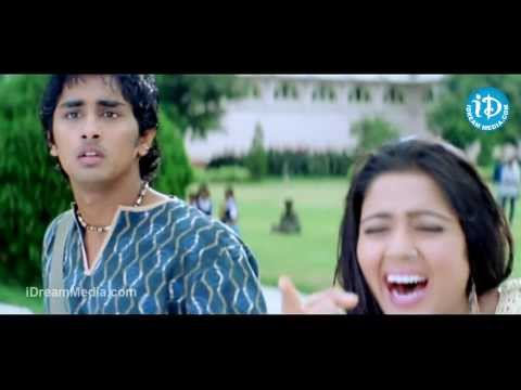Chukkallo Chandrudu Movie - Charmy, Siddharth Best Scene