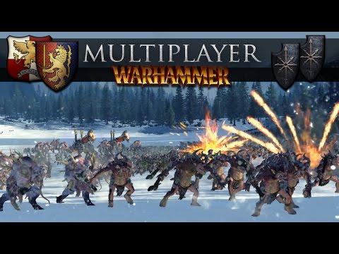 Valley of Chaos (Total War: Warhammer Battle #186)
