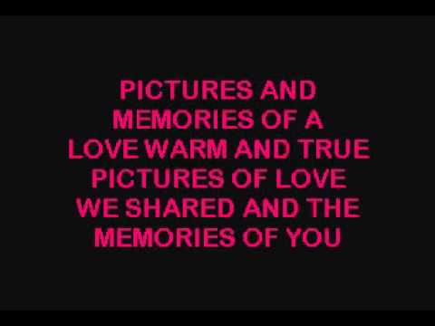 Alabama - Pictures And Memories