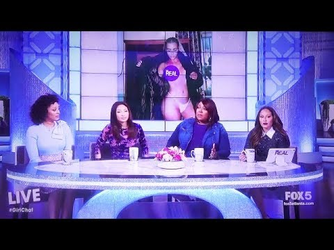 The Real BASHING Kim Kardashian AGAIN 2018   Adrienne Bailon And Loni DISAGREE!!!
