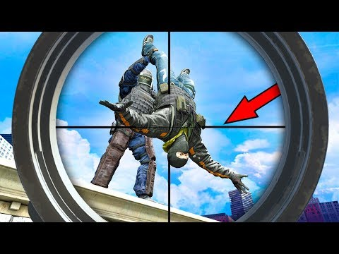 RAINBOW SIX SIEGE FAILS: #10 (Rainbow Six Siege Random Moments Compilation)