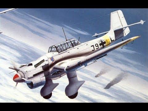 Кто круче Ил-2 или Ю-87... и почему?