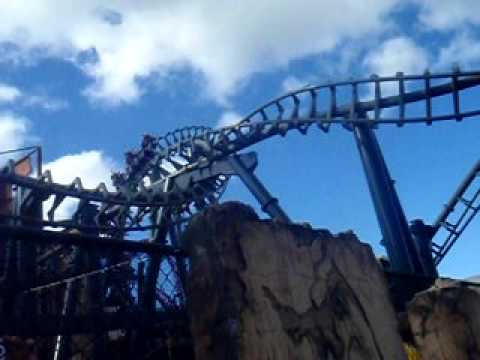 Lethal Weapon 4 Ride WB Movie World O'z