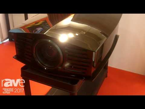 ISE 2017: Dream Vision Presents Siglos Projector