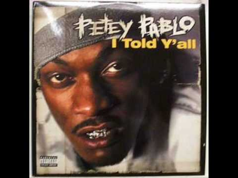 Petey Pablo - Diary of a Sinner: 1st Entry *