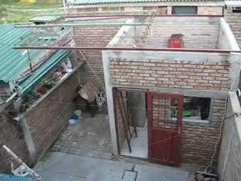 Techo corredizo parte 1 youtube for Ideas para hacer un techo en el patio