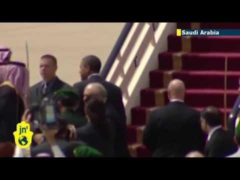 Obama Leaves Saudi Arabia: US President's 4-nation tour focused on Crimean crisis