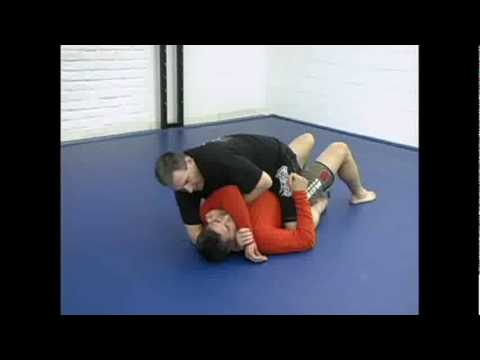 Attacks from Mount: The Arm Wrap with Keith Owen