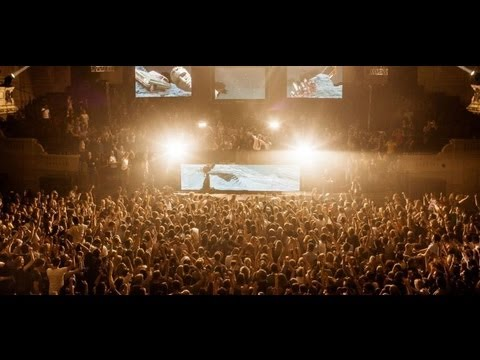 VRIJ presents Junkie XL @ ADE2012 (Concertgebouw, Amsterdam)