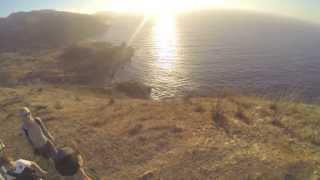 Catalina Island camping adventure at Parsons landing - Day 1