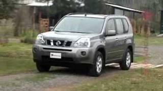 Test Nissan Xtrail 2.5L CVT: La formula del éxito