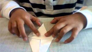 Origami Dog Tutorial