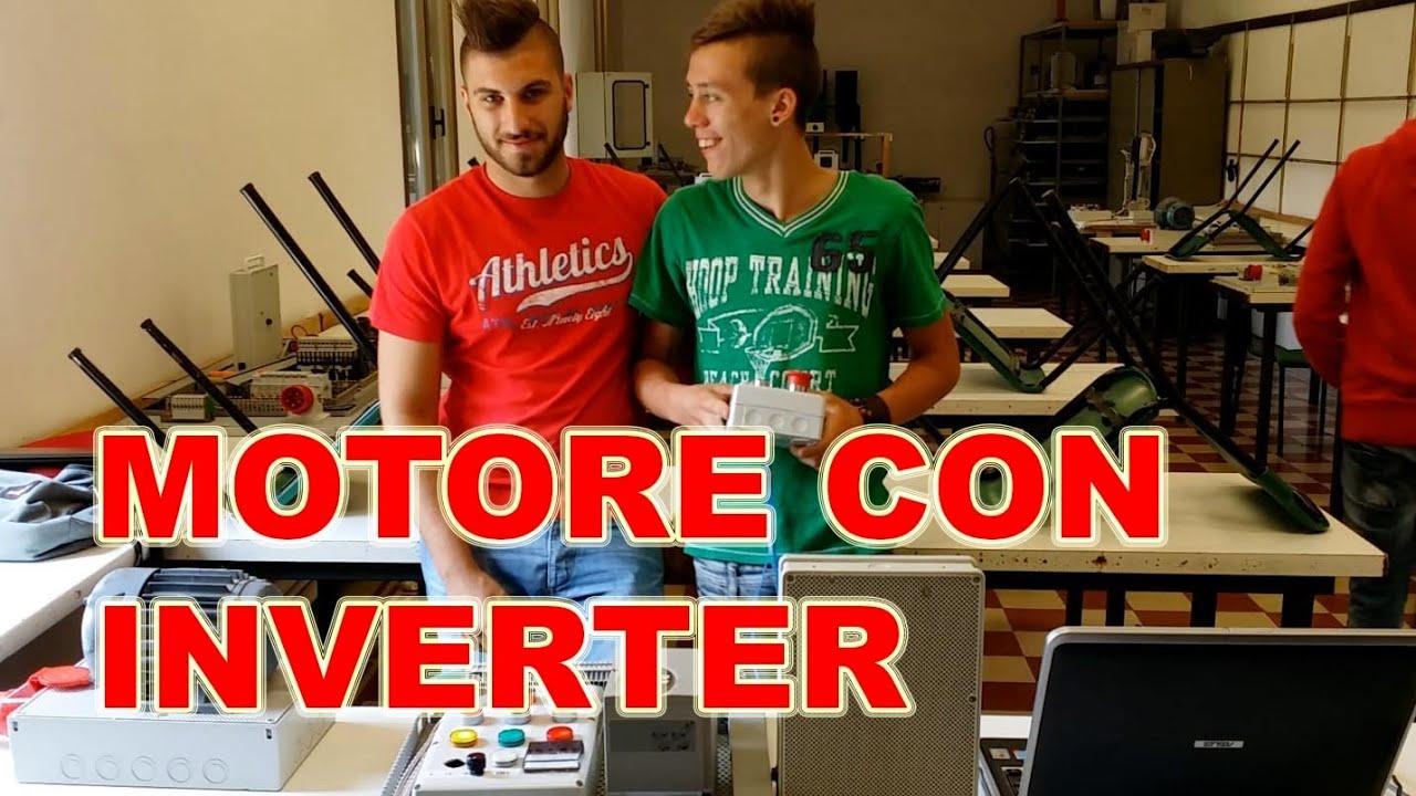 Motore asincrono con inverter youtube for Lavatrici con motore inverter