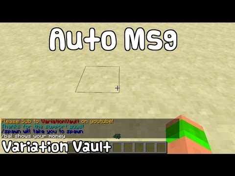 Minecraft Bukkit Plugin - Auto msg - Timed server messages
