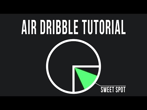 Air Dribble Tutorial | Rocket League