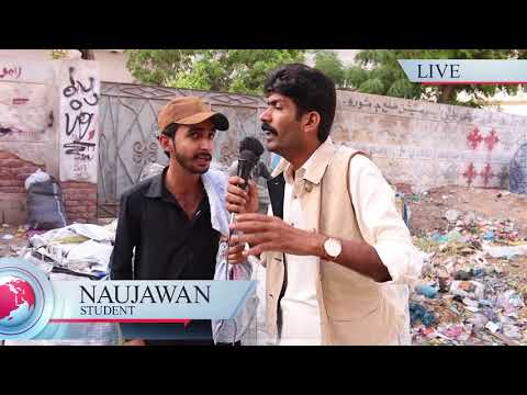 Asghar Khoso as Reporter | LIVE NEWS | Funny