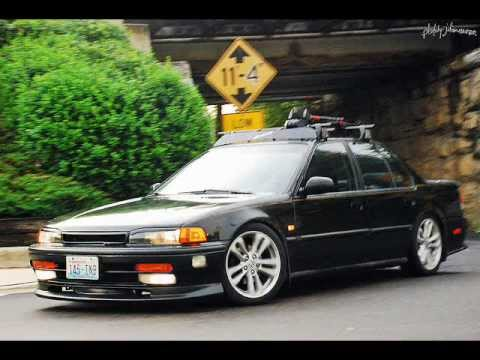 Honda Accord Iv Cb7 Jdm Usdm Tribute Film 3 Youtube