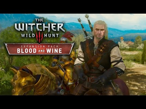 The Witcher 3: Blood and Wine DLC Launch Trailer