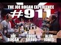 Joe Rogan Experience #911 - Alex Jones & Eddie Bravo